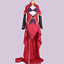povoljno Anime kostimi-Inspirirana Cosplay Cosplay Anime Cosplay nošnje Japanski Cosplay Suits Posebni dizajni Haljina / Rukavice / Shoe Cover Za Muškarci / Žene