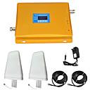 abordables Amplificateur de Signal Mobile-Amplificateur de signal répéteur de signal mobile 2g4g amplificateur de signal double bande 900/1800
