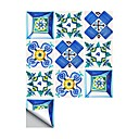 billige Vægklistermærker-Dekorative Mur Klistermærker - 3D mur klistermærker Abstrakt / Blomstret / Botanisk Badeværelse / Køkken