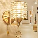 preiswerte Außenwandlichter-Kreativ Einfach Wandlampen Schlafzimmer / Drinnen Metall Wandleuchte 220-240V 40 W
