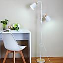 povoljno Podne lampe-ywxlight® 1kom 9w kućna rasvjeta uređenje doma kreativni jednostavni metalni masivni drveni šav prekidač podni lampa toplo bijelo ac 85-265v