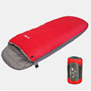cheap Sleeping Bags & Camp Bedding-Sleeping Bag Outdoor -10 °C Cuboid White Duck Down Windproof Lightweight Rain-Proof for Camping / Hiking / Caving Traveling Winter