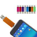 povoljno USB memorije-Ants 64GB usb flash pogon usb disk USB 2.0 / Micro USB Metalno kućište Nepravilan Pokrivala