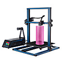cheap 3D Printers-JGAURORA A5X 3D Printer Kit 320*320*350mm Larger Printing Size Support Resume Print Filament Run-Out Alarm With Black Diamond Glass Platform