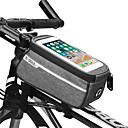 cheap Cycling Jerseys-B-SOUL 1 L Cell Phone Bag Bike Frame Bag Portable Wearable Durable Bike Bag Terylene Bicycle Bag Cycle Bag Cycling / iPhone X / iPhone XR Outdoor Exercise Bike / Bicycle