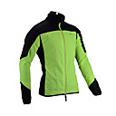 olcso Kerékpáros dzsekik-ROCKBROS Férfi Kerékpáros kabát Bike Esőkabát Vízálló Szélbiztos Sport Zöld Ruházat Bő Kerékpáros ruházat Vízálló / Mikroelasztikus