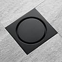 billige Avløp-Avløp Nytt Design Moderne Messing 1pc - Baderom / Hotell bad Gulvmontert