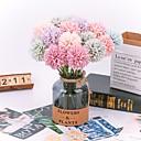 halpa Tekokukat-Keinotekoinen Flowers 5 haara Klassinen Hääkukat Moderni Eternal Flowers Pöytäkukka