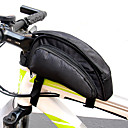 hesapli Bisiklet  Postacı Çantaları,Sırt Çantaları-B-SOUL 2 L Bisiklet Çerçeve Çantaları Taşınabilir Giyilebilir Dayanıklı Bisiklet Çantası Oxford Bezi Bisikletçi Çantası Bisiklet Çantası Bisiklete biniciliği Dış Mekan Egzersizi Bisiklet