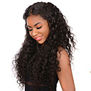 cheap Human Hair Wigs-Loose Wave Wig 250% Lace Front Human Hair Wigs For Women Brazilian Remy Hair 13x4 Glueless Lace Frontal Wig Long Black Dolago