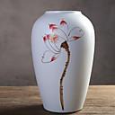 Недорогие Вазы и корзины-Искусственные Цветы 0 Филиал Классический Современный современный Ваза Букеты на стол