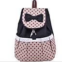 abordables Sacs à Dos de Mode-Femme Fermeture Sac d'Ecole sac à dos Polyester Noir / Beige / Fuchsia