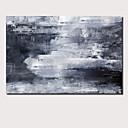 povoljno Slike sa životinjskim motivima-Hang oslikana uljanim bojama Ručno oslikana - Sažetak Pejzaž Comtemporary Moderna Uključi Unutarnji okvir