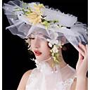 preiswerte Parykopfbedeckungen-Sonstiges Material Fascinatoren mit Kappe 1 Stück Hochzeit / Party / Abend Kopfschmuck