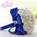 """זול פרחי חתונה-פרחי חתונה זרים מסיבת החתונה קֶצֶף 11-20  ס""""מ"""