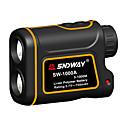저렴한 워키 토키-SNDWAY SW-1000A 3~1000M 골프 레이저 거리계 AirPlay를 / 소형 야외 스포츠용 / 실외 측정 용