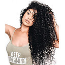 cheap Human Hair Wigs-Dolago Human Hair 360 Lace Frontal Wigs for Black Women Curly Lace Front Wigs 150% 180% Density with Baby Hair