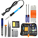 رخيصةأون أجهزة الميكروسكوب والمناظير-60 واط أدوات لحام الحديد الكهربائية لحام الحديد لحام أدوات الملقط