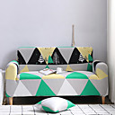 cheap Slipcovers-Sofa Cover Geometric / Multi Color / Classic Reactive Print Polyester Slipcovers