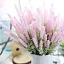 Недорогие Искусственные растения-Искусственные Цветы 5 Филиал Классический Традиционный / классический европейский Светло-голубой Вечные цветы Букеты на стол