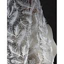 halpa Wedding Dress Fabric-Tylli Yhtenäinen Kirjottu 135 cm leveys kangas varten Erikoistilanteet myyty mukaan mittari
