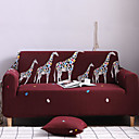 cheap Slipcovers-Sofa Cover Solid Colored / Classic / Contemporary Reactive Print Polyester Slipcovers