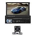 tanie Samochodowy odtwarzacz  DVD-SWM 9601+4Led camera 7 in 2 DIN Pozostałe OS Samochodowy odtwarzacz MP5 Ekran dotykowy / MP3 / Wbudowany Bluetooth na Univerzál RCA / MicroUSB / Inne Wsparcie MPEG / MOV / MPG MP3 / WMA / WAV JPEG