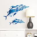 billige Vægklistermærker-Dekorative Mur Klistermærker - Animal Wall Stickers Dyr Stue / Soveværelse / Køkken