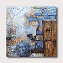 お買い得  抽象画-ハング塗装油絵 手描きの - 抽象画 コンテンポラリー 近代の 内枠を含めます