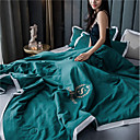 cheap High Quality Duvet Covers-Comfortable - 1pc Bedspread Summer Cotton Solid Colored