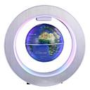 billige Belysning Tilbehør-ledet verdenskort nyhed magnetisk levitation flydende kloden tellurion 12v