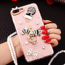 cheap Décor Lights-Case For Apple iPhone XS Max / iPhone 6 Rhinestone Back Cover Rhinestone Hard Acrylic for iPhone XS / iPhone XR / iPhone XS Max