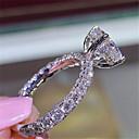 billiga Trendiga smycken-Dam Elegant Kristall Legering Enfärgad