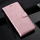 お買い得  携帯電話ケース-ケース 用途 Huawei ファーウェイP30 / ファーウェイP30 Pro ウォレット / カードホルダー / スタンド付き フルボディーケース ソリッド ハード PUレザー のために Huawei P20 / Huawei P20 Pro / Huawei P20 lite