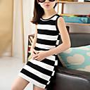 זול תיקי אלכסון-שמלה ללא שרוולים פסים סגנון חמוד / סגנון רחוב בנות ילדים
