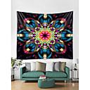 billiga Wall Tapestries-Marint djur Väggdekor 100% Polyester Nutida Väggkonst, Vägg Tapestries Dekoration