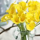 halpa Tekokukat-Keinotekoinen Flowers 1 haara Klassinen Näyttämötarpeet Häät Kalla Eternal Flowers Pöytäkukka