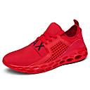 hesapli Erkek Atletik Ayakkabıları-Erkek Ayakkabı Örümcek Ağı Yaz Sportif / Günlük Atletik Ayakkabılar Koşu / Yürüyüş Atletik / Günlük için Siyah / Kırmzı / Mavi