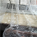 economico Taglio e cucito-Di pizzo Tinta unita Anelastico 140 cm larghezza tessuto per Abbigliamento e moda venduto dal 0.45m