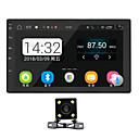 cheap Car DVD Players-SWM H-2007+4LED camera 7 inch 2 DIN Android 8.1 Car Multimedia Player / Car MP5 Player / Car GPS Navigator Touch Screen / MP3 / Built-in Bluetooth for universal RCA / GPS / Other Support MPEG / MPG