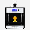 halpa 3D-tulostimet-Tronxy® C5-Sliver 3D tulostin 220*220*210 0.4 mm Minimikoko / Yksi suutin