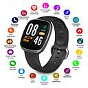 povoljno Smart Wristbands-Indear GT103 Žene Smart Narukvica Android iOS Bluetooth Smart Sportske Vodootporno Heart Rate Monitor Mjerenje krvnog tlaka Brojač koraka Podsjetnik za pozive Mjerač aktivnosti Mjerač sna sjedeći