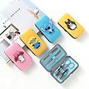 저렴한 네일 키트&세트-스테인레스 집게 제품 손톱 발톱 재활용 가능 만화 시리즈 네일 아트 매니큐어 페디큐어 컬러풀