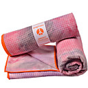 cheap Yoga Towels-Yoga Blanket Anti Slip Ultra Light (UL) Superfine fiber Polyster for Yoga Everyday Use Indoor 183*61 cm Pink
