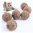 povoljno Igračke za mačku-Lopta Mačja trava Mačke 1pc Pet Friendly Tkanina s ekstraktom mačje metvice