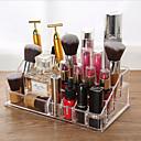 levne Ukládání šperků-skladování organizace kosmetický makeup organizér plast nepravidelný tvar odkrytý / vícevrstvý