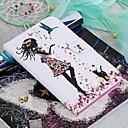 abordables Pare-soleil & Visière de Voiture-Coque Pour Amazon Kindle Fire hd 10(7th Generation, 2017 Release) / Kindle Fire hd 10(5th Generation, 2015 Release) Portefeuille / Porte Carte / Avec Support Coque Intégrale Papillon / Femme Sexy Dur