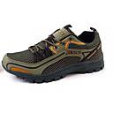 cheap Men's Athletic Shoes-Men's Comfort Shoes Mesh Spring Casual Athletic Shoes Hiking Shoes Breathable Green / Blue