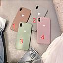 levne iPhone pouzdra-pouzdro pro Apple iphone xr / iphone xs max vzor zadní kryt srdce měkké tpu pro iPhone x xs 8 8 plus 7 7 6 6s 6plus 6s plus