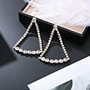 levne Módní náušnice-Dámské Náušnice Náušnice Šperky Zlatá / Stříbrná Pro Denní 1 Pair